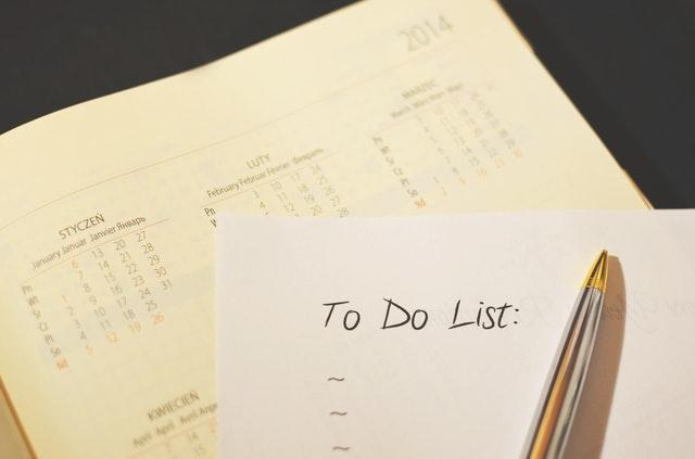 ¿Tu lista de tareas crece en lugar de disminuir? Consejos para gestionarla