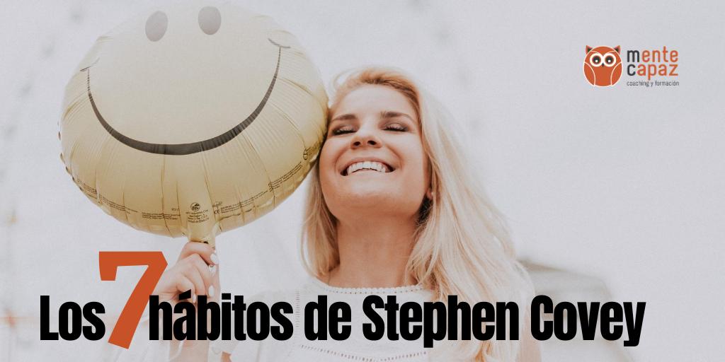 Los 7 hábitos de Stephen Covey